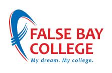 False Bay College Logo