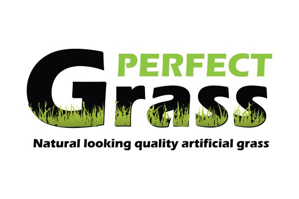 Perfect Grass Logo Design