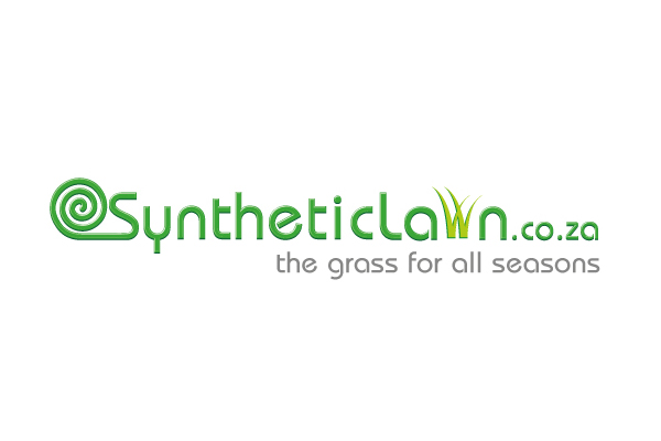 Synthetic Lawn Logo Design